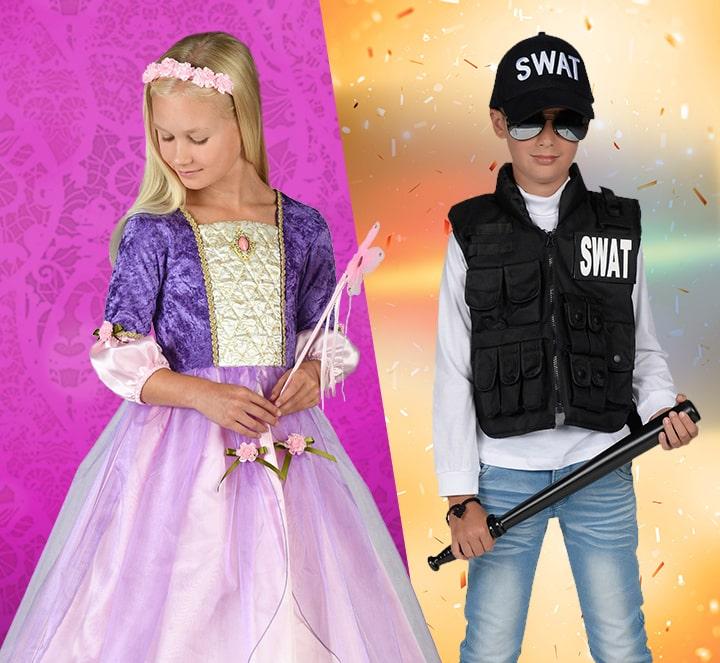 Karnevalkostüme für Kinder in Düsseldorf kaufen