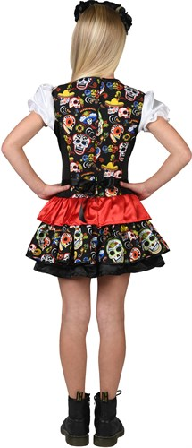 Kleid Day of the Dead