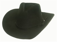 Rodeo hat  black (H=13 cm)
