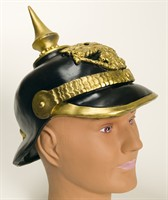 Pickelhaube PVC Top Quality