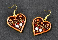Earrings Spatzl Oktoberfest