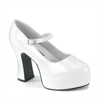 Disco Pumps weiss