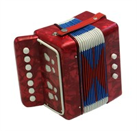 Accordeon met 14 klanken