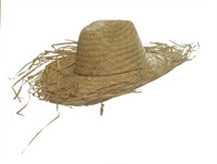 Cowboy Fringed hat, one size (H=13 cm)