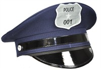 Police cap luxury