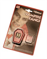Dracula teeth Halloween professional