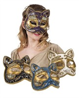 Mask purple Venice Gatta apiece
