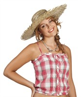 Straw hat Havanna
