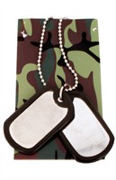 Name badge military