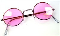 Glasses pink Lennon