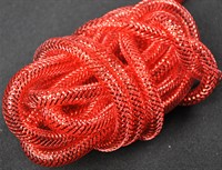 Deco snake  red 2,5m