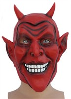 Mask devil Halloween