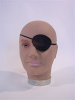 Eye patch black