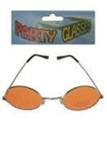 Brille Uile orange