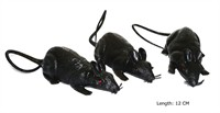 Rat Halloween 3 pcs.