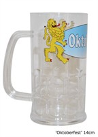 Beer glass Oktoberfest