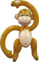 Monkey inflatable 61cm