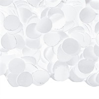 Confetti white luxury 100gr.
