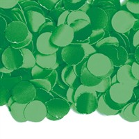 Confetti green luxury 100gr.