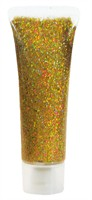 Glitter gel gold 18ml