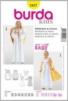 Burda patroon: Romeinse/engel (kind)