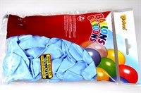 Balloons 20pcs. light blue  Ø 26cm