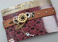 Steampunk headband