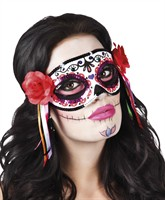 Augenmaske La PatronDay of theDead Halloween