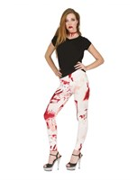 Legging blood Halloween