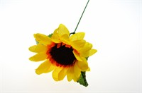 Sunflower with handle 45cm