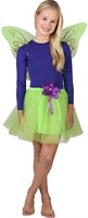 Set Fee green child (tulle skirt & wings)