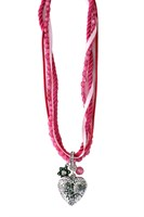 Ketting Bayern de luxe pink/roze