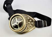 Monocle gold Steampunk