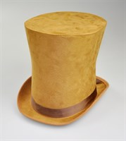 Top Hat high brown size 59