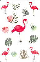 Tattoos flamingo