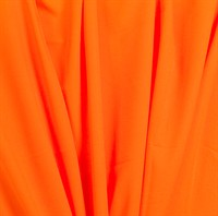 Texturé neon orange 150cm breit