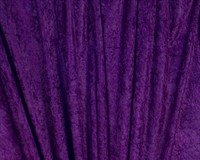 Velvet purple 150cm wide