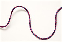 Club cord red/blue  per meter