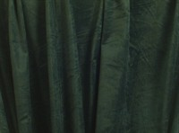 Mustang dark green 150cm wide
