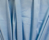 Mustang light blue 150cm wide