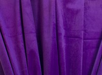 Mustang purple 150cm wide