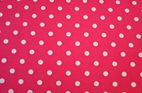 Textured pink with white dots 150cm wide