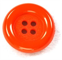 Knoop oranje (3.6mm) Ø22mm