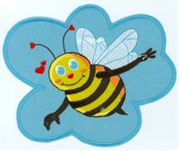 Badge bee