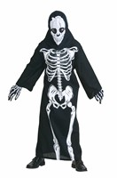 Skeleton (dress/cap)