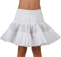 Petticoat Cindy kind wit