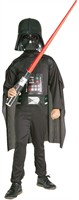 Darth Vader Boxset Child (cape,costuum,masker,lichtzwaard)