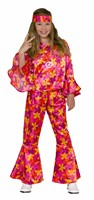 Flower Power (Girl) (Hose/Bluse/Stirnband)