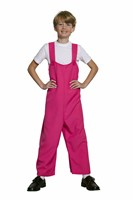 Dungarees pink