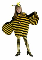 Bee (plush) dress